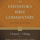 The Expositor's Bible Commentary: 1 Samuel - 2 Kings Vol. 3 by Tremper, III...