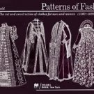 Patterns of Fashion, 1560-1620 : The Art and Construction of Clothes for Men...