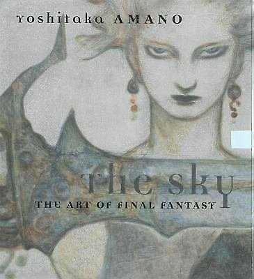 The Sky Vols. 1-3, Set : The Art of Final Fantasy by Yoshitaka Amano (2013,...
