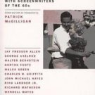 Backstory 3 : Interviews with Screenwriters of the 1960s by Patrick...