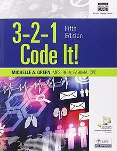3,2,1 Code It! by Michelle A. Green (2014, Paperback)