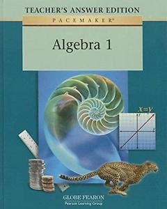 Algebra 1 (2001, Paperback, Teacher's Edition of Textbook)