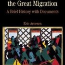 Bedford Cultural Editions: Black Protest and the Great Migration : A Brief...