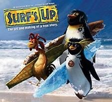 Surf's Up : The Art and Making of a True Story by Cody Maverick (2007, Book,...