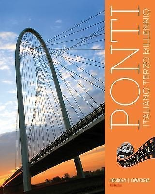 Student Activities Manual for Tognozzi's Ponti, 3rd by Elissa Tognozzi and...