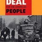A New Deal for the American People by Roger Biles (1991, Paperback)