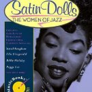 Satin Dolls : The Women of Jazz by Andrew G. Hager (1997, Hardcover)