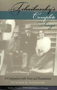 Russian Music Studies: Tchaikovsky's Complete Songs : A Companion with Texts...