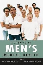 Textbook of Men's Mental Health (2006, Hardcover)