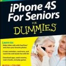 iPhone 4S for Seniors for Dummies by Nancy C. Muir (2011, Paperback)