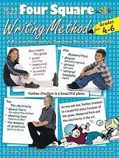 Four Square Writing Method for Grades 4-6 : A Unique Approach to Teaching...