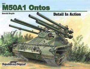 M50A1 Ontos by David Doyle (2010, Paperback)