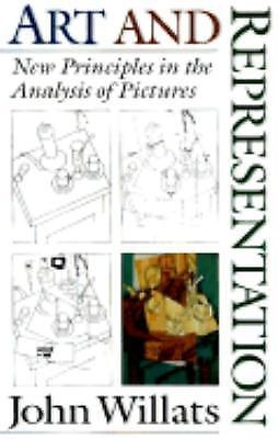 Art and Representation - New Principles in the Analysis of Pictures by John...