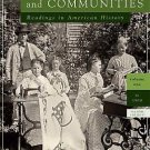 Women, Families, and Communities : Readings in American History, Volume 1: To...