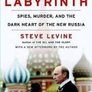 Putin's Labyrinth : Spies, Murder, and the Dark Heart of the New Russia by...