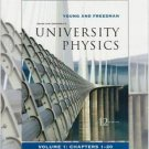 Student Solutions Manual for University Physics Vol 1 by Roger A. Freedman,...