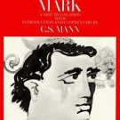 Anchor Bible: Mark : A New Translation with Introduction and Commentary Vol....
