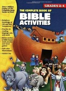 The Complete Book of Bible Activities, Grades 2 - 4 by Vincent Douglas,...