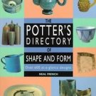 The Potter's Directory of Shape and Form : Over 600 At-a-Glance Designs by...