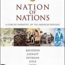 Nation of Nations Vol. 1 : A Concise Narrative of the American Republic by...