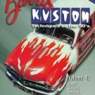 Barris Kustom Techniques of the 50's Vol. 4 : Flames, Scallops, Paneling and...