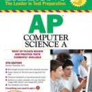 Barron's AP Computer Science a with CD-ROM, 6th Edition by Roselyn Teukolsky...