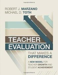 Teacher Evaluation That Makes a Difference : A New Model for Teacher Growth...