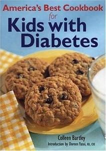 America's Best Cookbook for Kids with Diabetes by Colleen Bartley (2005,...