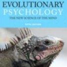 NEW - Free Express Ship - Evolutionary Psychology by David Buss (5 Ed)