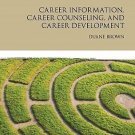 NEW - Free Shipping - Career Information, Career Counseling & Career Development