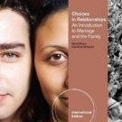 NEW Free Ship - Choices in Relationships : An Introduction to Marriage (11 Ed)