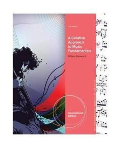 NEW - Free Ship - A Creative Approach to Music Fundamentals by Duckworth (11 Ed)