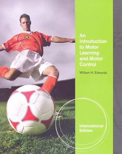 NEW Free Ship - Motor Learning and Control : From Theory to Practice by Edwards