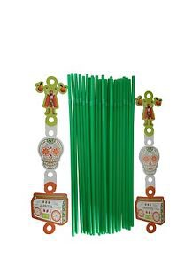 Jarritos Perfect Sippers, 1-Pack (30 Straws in Total)