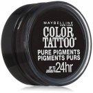 Maybelline Eye Studio Color Tattoo Pure Pigments, #30 Black Mystery, 0.05 Oz