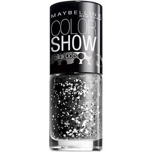 Maybelline New York Color Show Nail Lacquer, Clearly Spotted