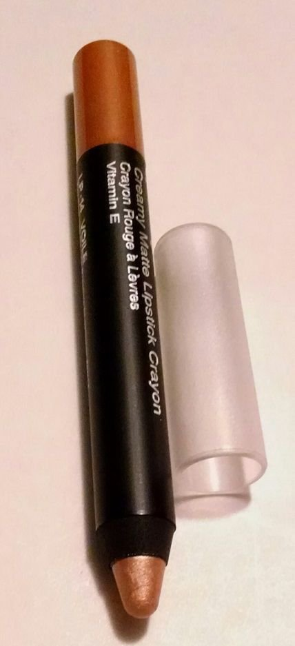 Prestige Creamy Matte Lasting Lipstick Crayon LP-14 VOILE
