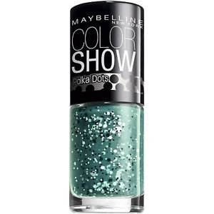 Maybelline New York Color Show Nail Lacquer, Drops of Jade