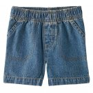 Baby Boy Jumping Beans Denim Shorts, 3 Months
