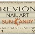 Revlon Nail Art Sun Candy Nail Enamel, 460 Celestial Shine