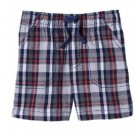 Baby Boy Jumping Beans Plaid Shorts, Multi-color, 3 Months
