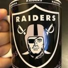Custom Made Oakland Raiders 11oz Coffee Cup with your name.