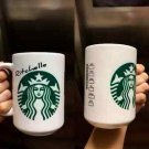 Custom Made and Personalized Starbucks style 15oz Coffee Mug with your name