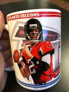 Custom Made Atlanta Falcons NFC Champs 15oz Coffee Mug