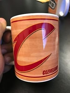 Custom Made Cleveland Cavaliers 11oz Coffee Cup with your name.