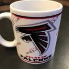 Custom Made Atlanta Falcons 11oz Coffee Cup with your name.
