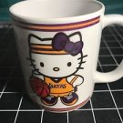 Custom Made Hello Kitty Los Angeles Lakers with your name.