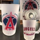 Custom Made Frosted Anaheim Angeles 16oz Beer Steins/Mug with your name.