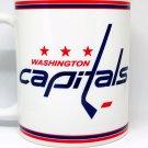 Custom Made Washington Capitals white Coffee Mug with your name