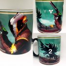 Custom Made Destiny 2 The Warlock v2 11oz Coffee Cup with your name Personalized